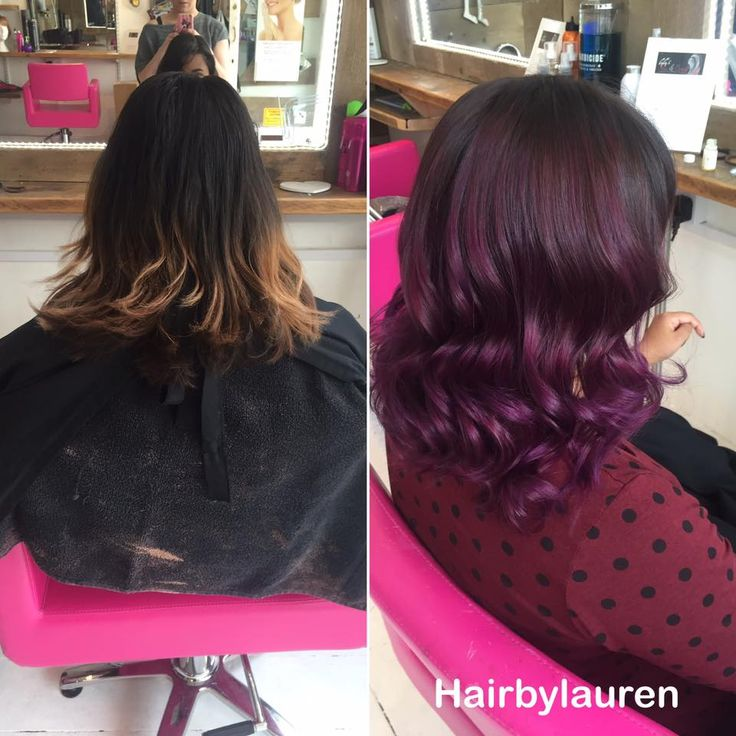 Absolutely stunning Violet Balayage created by Lauren at GG's hair and beauty salon, Mutley Plain, Plymouth.  Call GG's on 01752 220609 and let us transform your hair!  Balayage prices starting from only £80.00  www.ggssalon.com  ‪#‎balayage‬ ‪#‎ggssalon‬ ‪#‎mutleyplain‬ ‪#‎plymouth‬