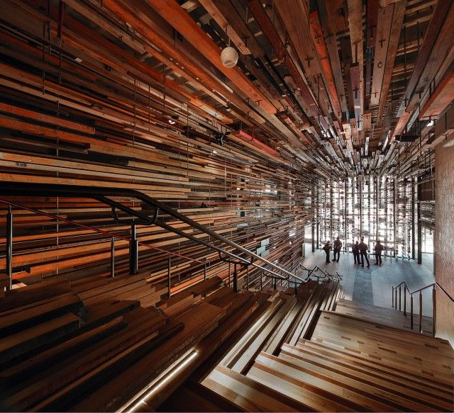 Winners of the Intergrain Timber Vision Awards announced