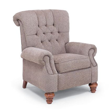 Flexsteel Furniture Recliners Equestrianhigh Leg Recliner Always D The Traditional Style