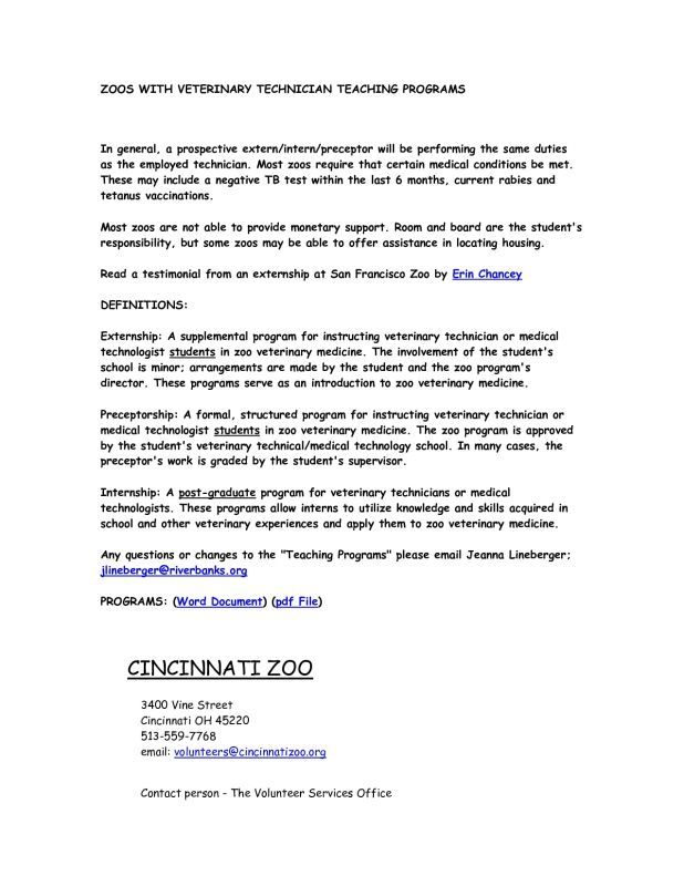Cover Letter Template For Zoo , #cover #CoverLetterTemplate