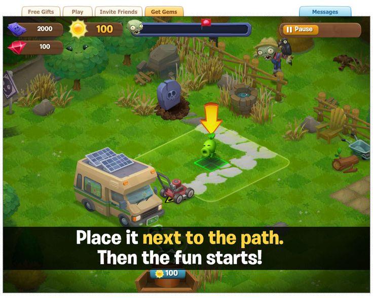 https://flic.kr/p/eWhcxN   Plants vs. Zombies Adventures