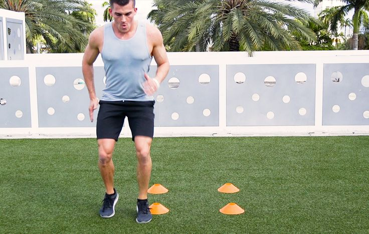 ​No space? No problem. You can do these drills anywhere