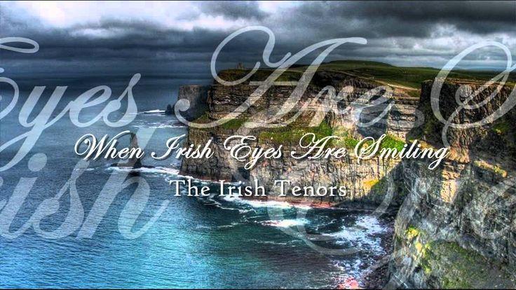 The Irish Tenors - When Irish Eyes Are Smiling
