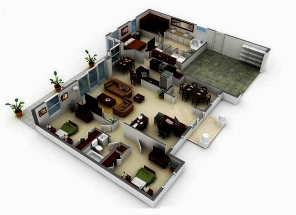 Per fare un tavolo ci vuole un albero. Per fare una casa ci vuole una piantina. Come progettare e disegnare casa? Per disegnare casa si parte sempre da una piantina.  http://www.arredamento.it/disegnare-casa.asp #progetti #casa #disegno #planimetria