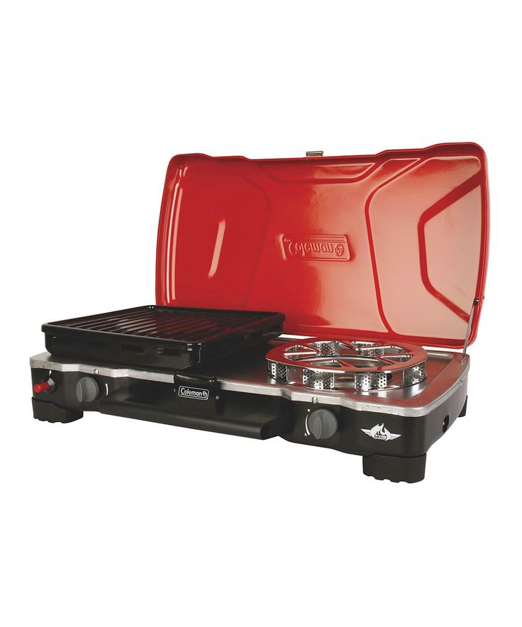 Take a look at this FyreSergeant™ 3-in-1 Portable Stove today!