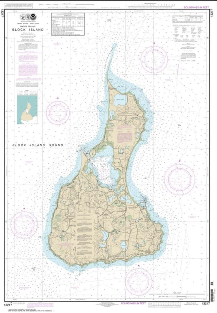 Block Island (13217-17) by NOAA