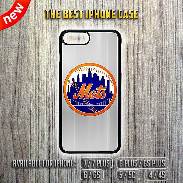New York Mets MLB Team Apple iPhone 7 / 7 Plus 6/6S 5/5C 4/4S Case Cover via The Best iPhone 7 Case Shop. Click on the image to see more!