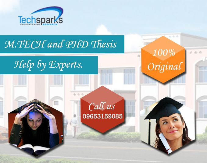 Exclusive #Ready-made #M. tech #Thesis