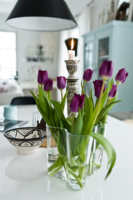 Tulips, my favourite.