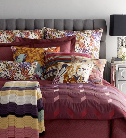 53 best missoni home - colourful creations images on pinterest