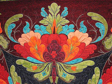 Gallery of Quilts from Jane Blair Quilts - Still Crazy After All These Years