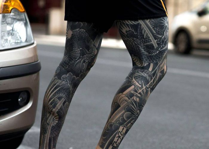 125 Best Leg Tattoos For Men Cool Ideas Designs 2020 Guide Best Leg Tattoos Leg Tattoo Men Leg Tattoos