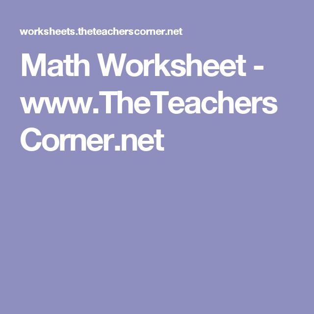 17 best KG Worksheet 2016 images on Pinterest | Elementary ...