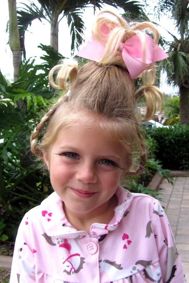 My Cindy Lou Who - Happy Birthday Dr. Seuss!