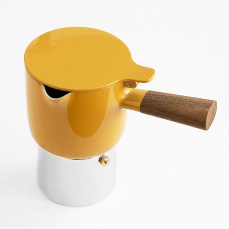 Canary Coffee Brewers : designer coffee pot