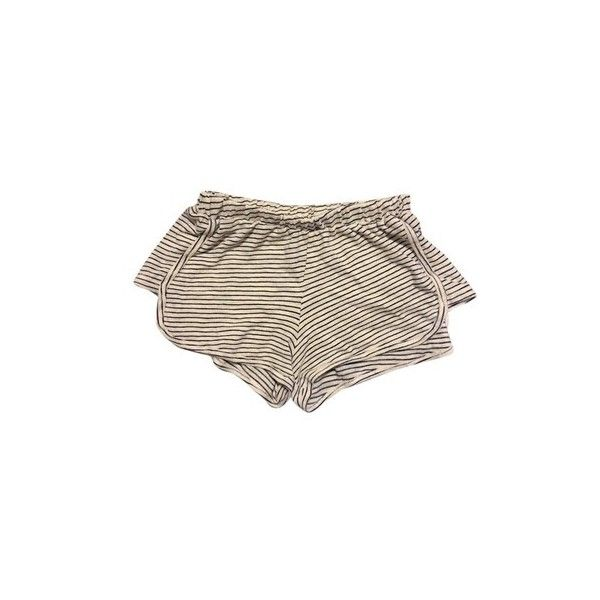 Brandy Melville Mini/Short Shorts ($18) ❤ liked on Polyvore featuring shorts, short, bottoms, mini hot pants, hot shorts, hot pants, micro mini shorts and brandy melville shorts