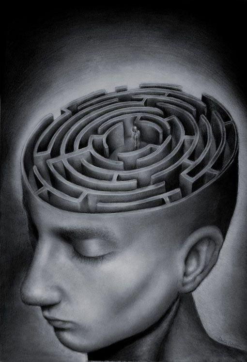 A arte surrealista de Sebastian Eriksson | Haznos - Do Jeito que o Diabo gosta