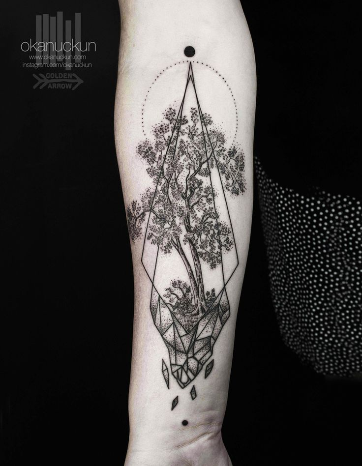 Beautifully Surreal Tattoos by Okan Uçkun                                                                                                                                                                                 More