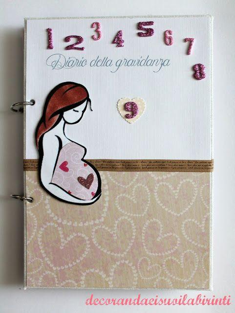 Ho sempre visto i diari della gravidanza su Youtube, Pregnancy journal, li guardavo, liriguardavo finchè ho trovato dei tutorial in italiano...
