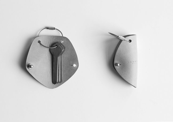 Campbell Cole | Simple Key Wrap | Pebble Grey  http://www.campbellcole.co.uk/products