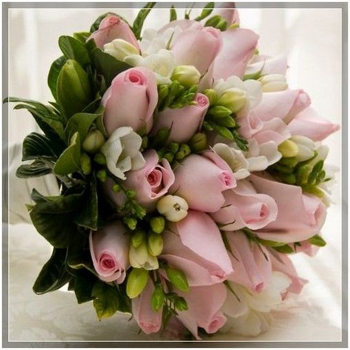 Tuberose Wedding Bouquet Ideas for wedding day 1
