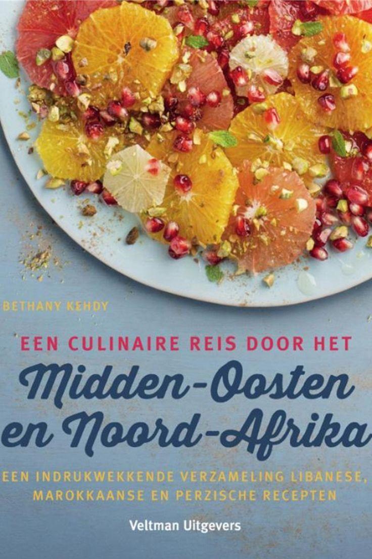 Kookboeken met recepten uit Midden-Oosten en Noord-Afrika | Een culinaire reis door het Midden-Oosten en Noord-Afrika - Bethany Kedhy | ELLE Eten