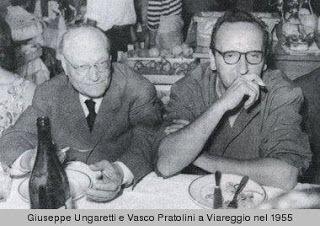 Lucca, Giacomo Puccini e non solo : Giuseppe Ungaretti, parla delle sue terre avite.