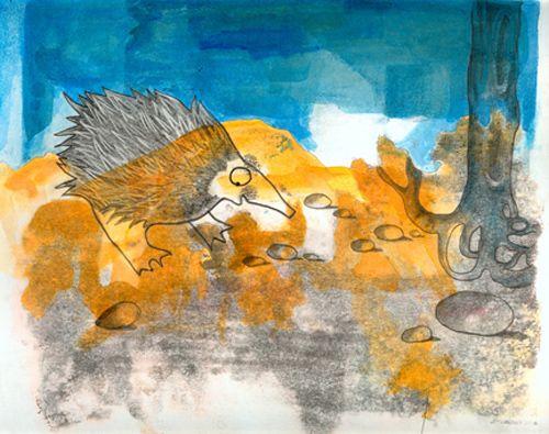 Ilustración de Maria Beitia