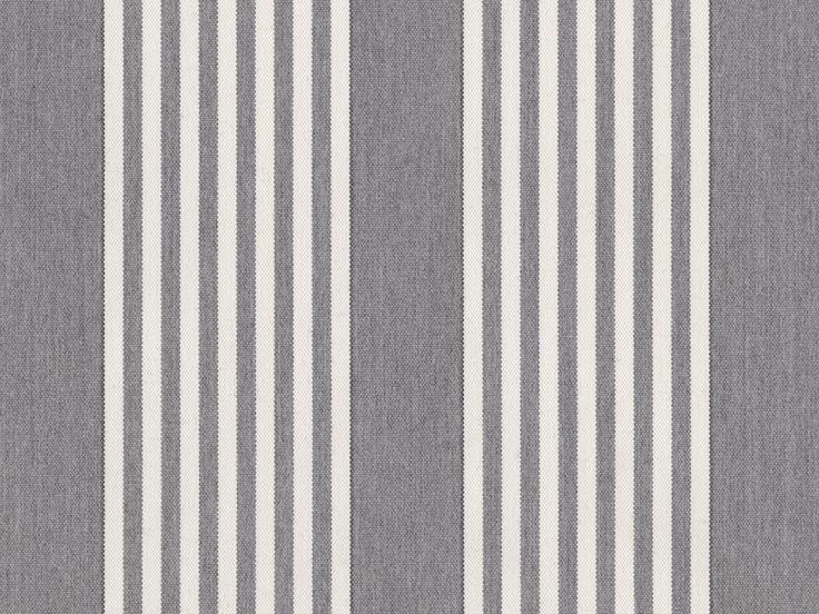 ordinary perennials outdoor fabrics #4: Perennials Outdoor Fabric - I Love Stripes - Platinum