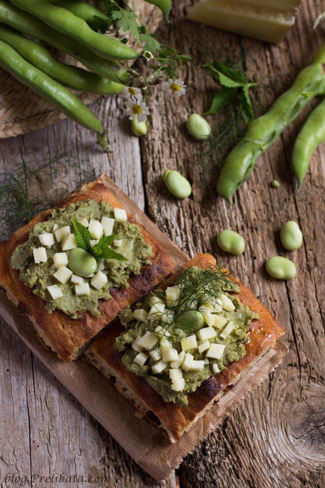 Focaccia Fave e Pecorino #italianfoodcalendar #c52 #calendar52 #c52favepecorino