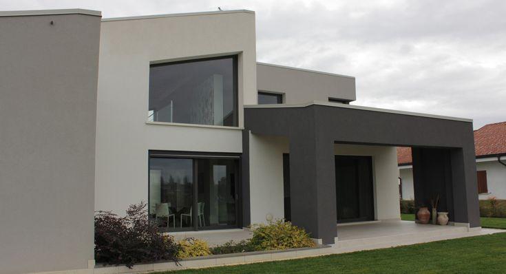 Villa unifamiliare con finiture Moderne | Ekoplan