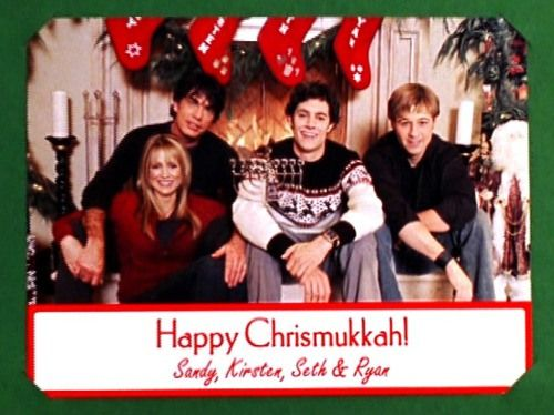 Chrismukkah, chanukkah, natal, the oc