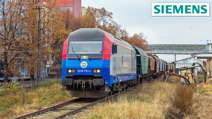 Siemens Hercules 2016 751-1 in Sibiu - 22.11.2014