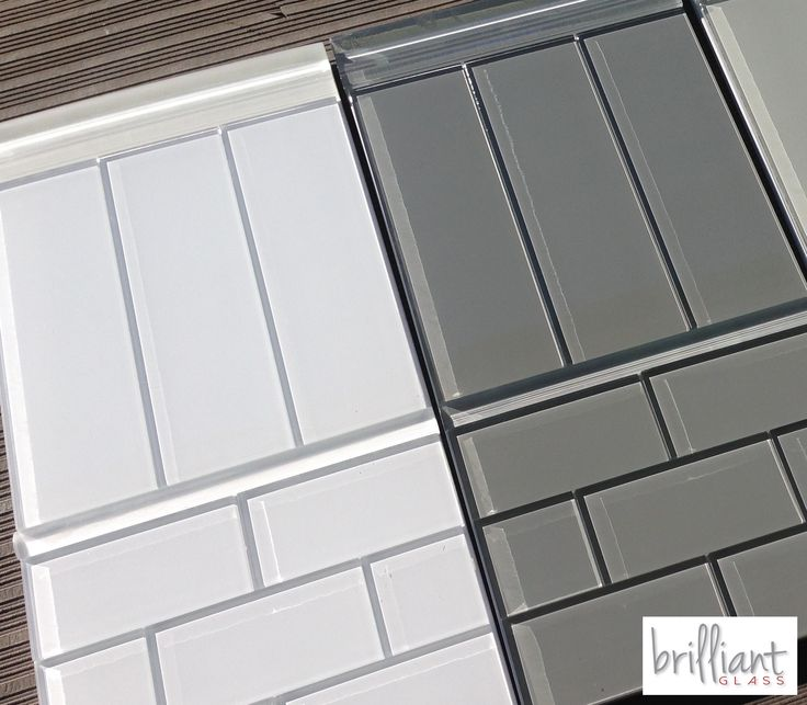 white glass subway tiles and trims available in 3x6 4x8 and 4x12 - Metal Tile Home 2015