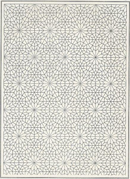 Pattern in Islamic Art - BOU 041