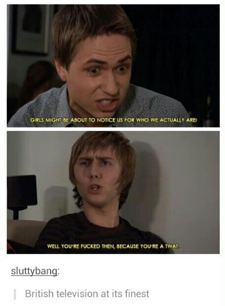 The inbetweeners - never forget xx