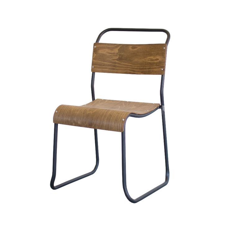 We love the simplicity of this high backed side chair  which takes  utilitarian schoolhouse design and elevates it to a stylish   grownup friendly design  26 best Meeting House  Dining Chairs images on Pinterest   Dining  . Schoolhouse Dining Chairs. Home Design Ideas