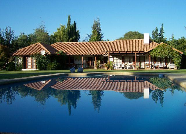10 modelos de casas estilo chilena - Zona Inmobiliaria