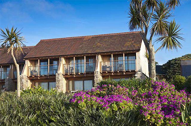 Garten Cottages 1 Scilly - Feriencottages Scilly Inseln