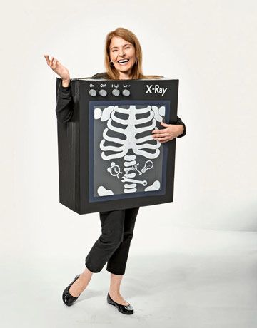 Creative Halloween Costume - Halloween Costume for Adults - Country Living