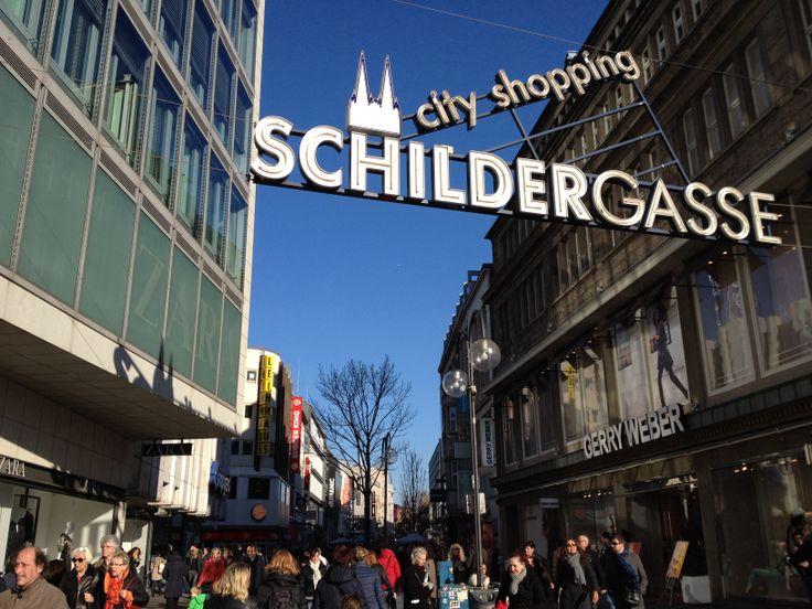 Köln, winter 2012
