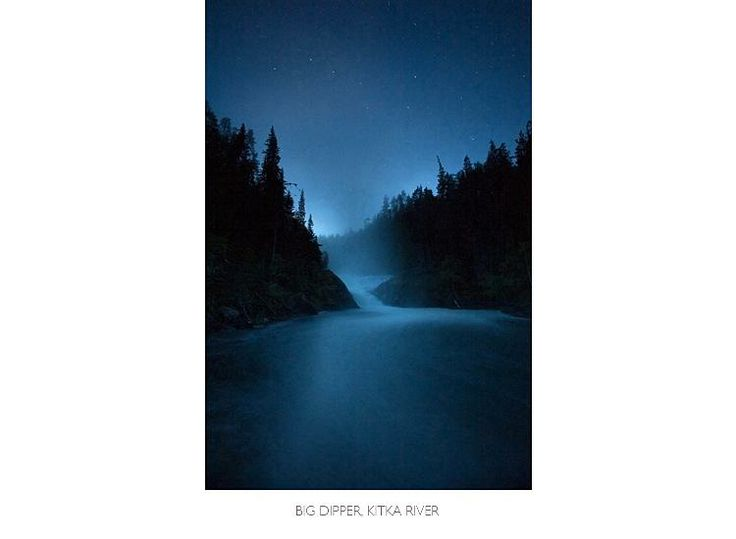 Kitka River Oulanka NP Finland