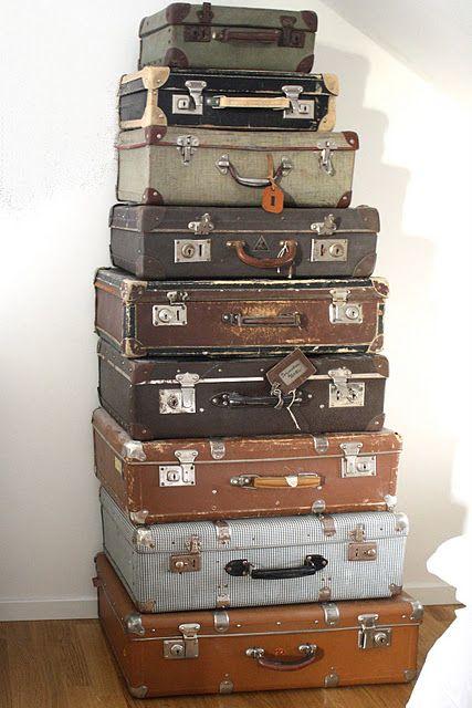 #Valises #Suitcases #Luggage