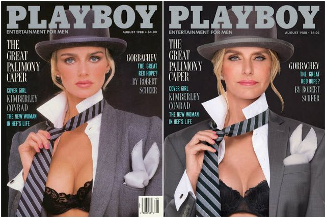 Once a Playmate Always a Playmate: 7 Playboy Playmates Recreated Their Iconic Covers 30 Years Later