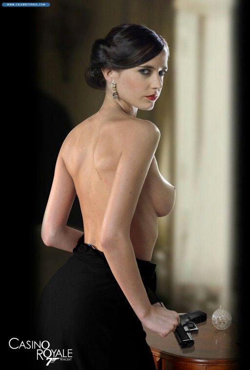 Women of james bond naked that