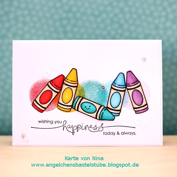 Annikarten: Happy Insta Girls Blog Hop
