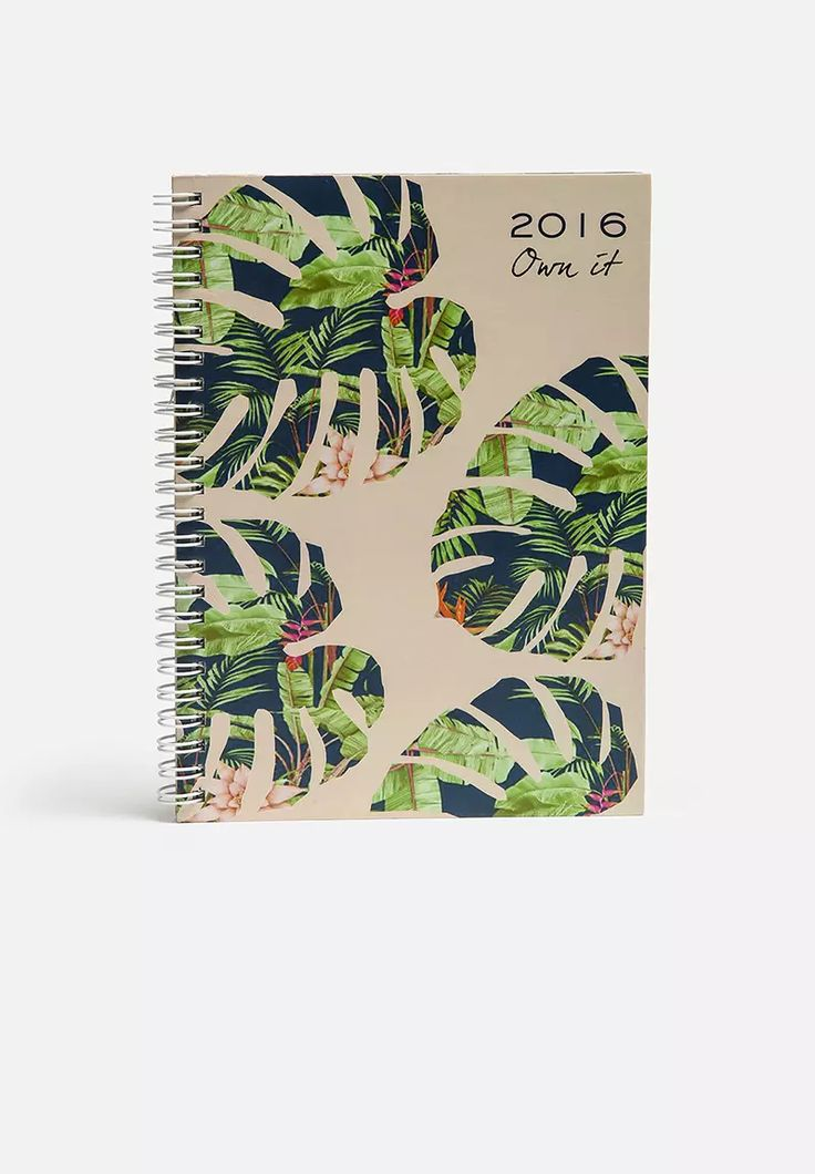 Own It 2016 Diary