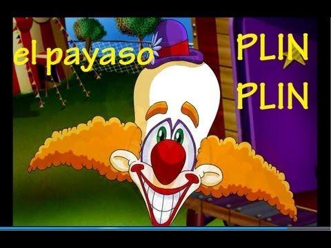 EL PAYASO PLIN PLIN - YouTube