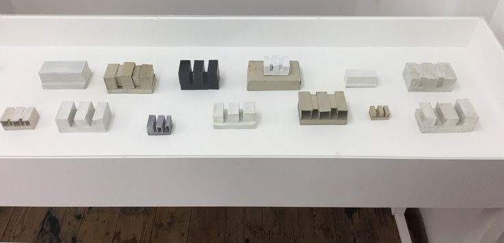 Peter Märkli's show at Betts Project in London reveals his unconventional approach to architecture, which straddles boundaries of architecture and art.