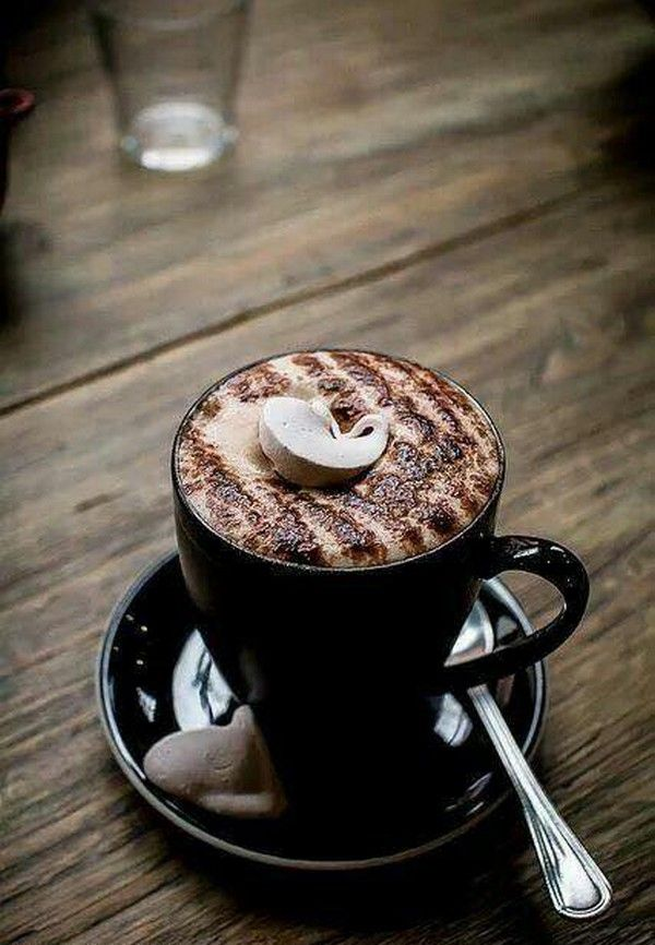 caffeine happiness...